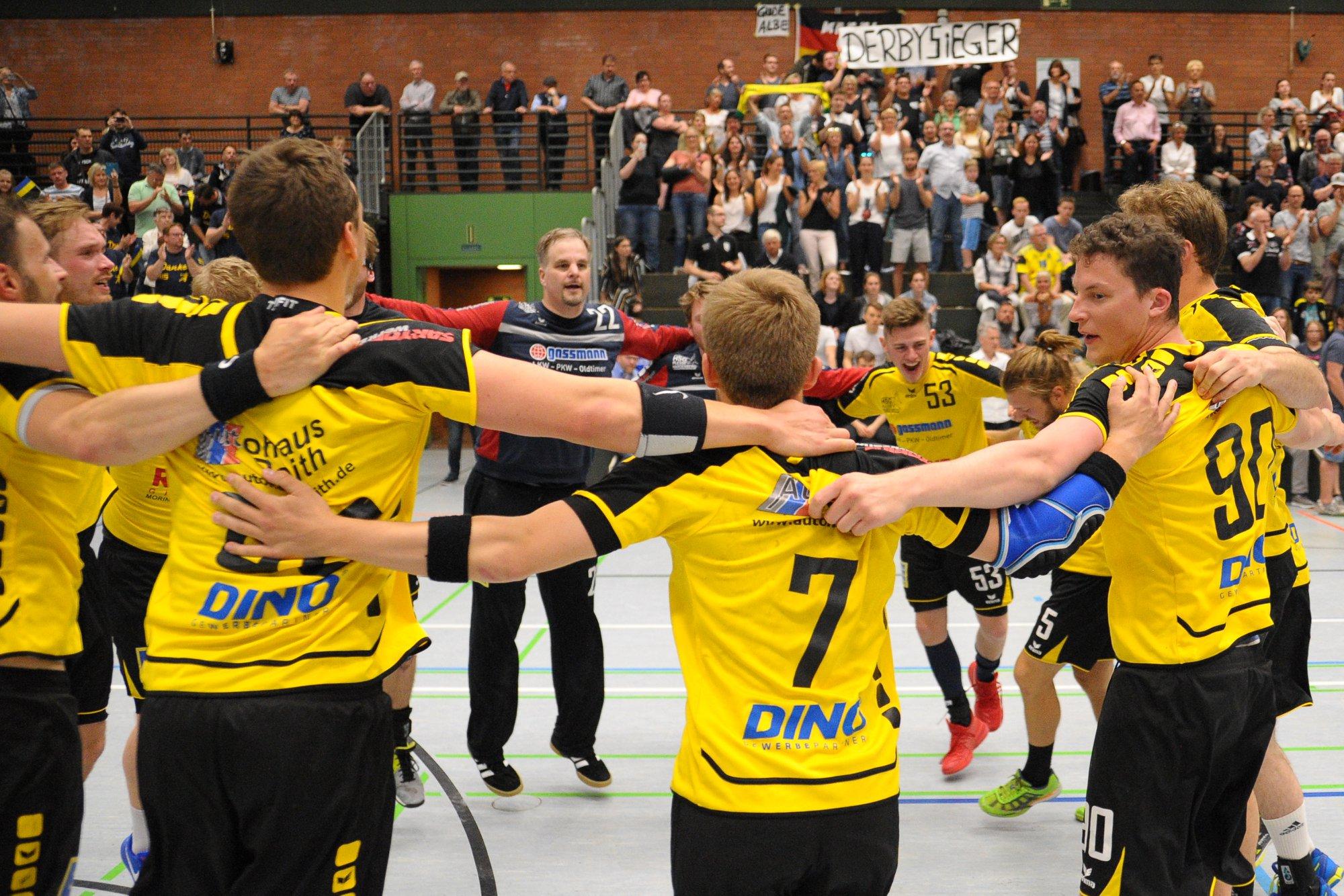 Handball Oberliga, HSG Plesse-Hardenberg gewinnt Derby in Duderstadt