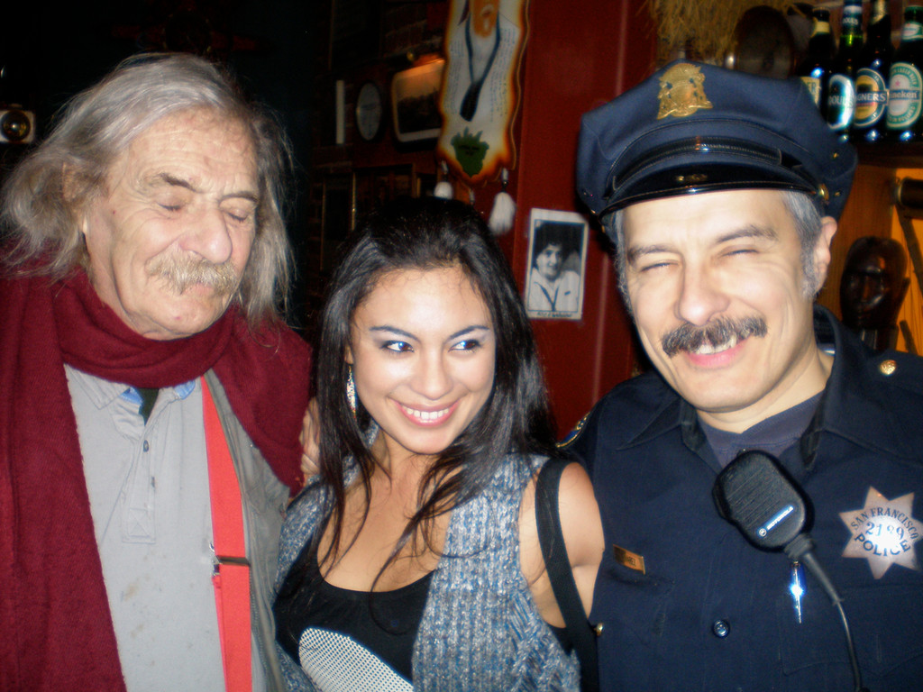 Jack Hirschman, Carla Badillo Coronado