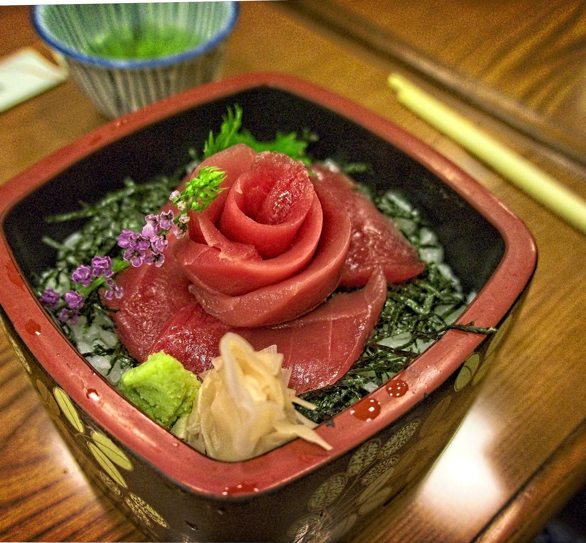 Fisch Rose