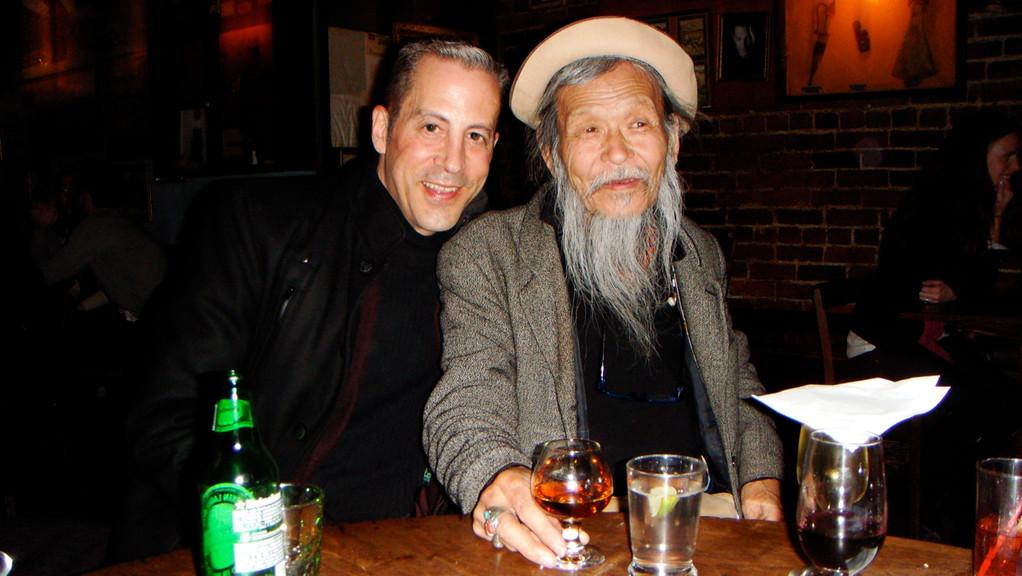 Jimmy Flynn and Ali Mongo