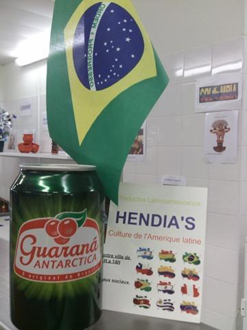 Guarana del Brasil a: 1 euro 20 TTC