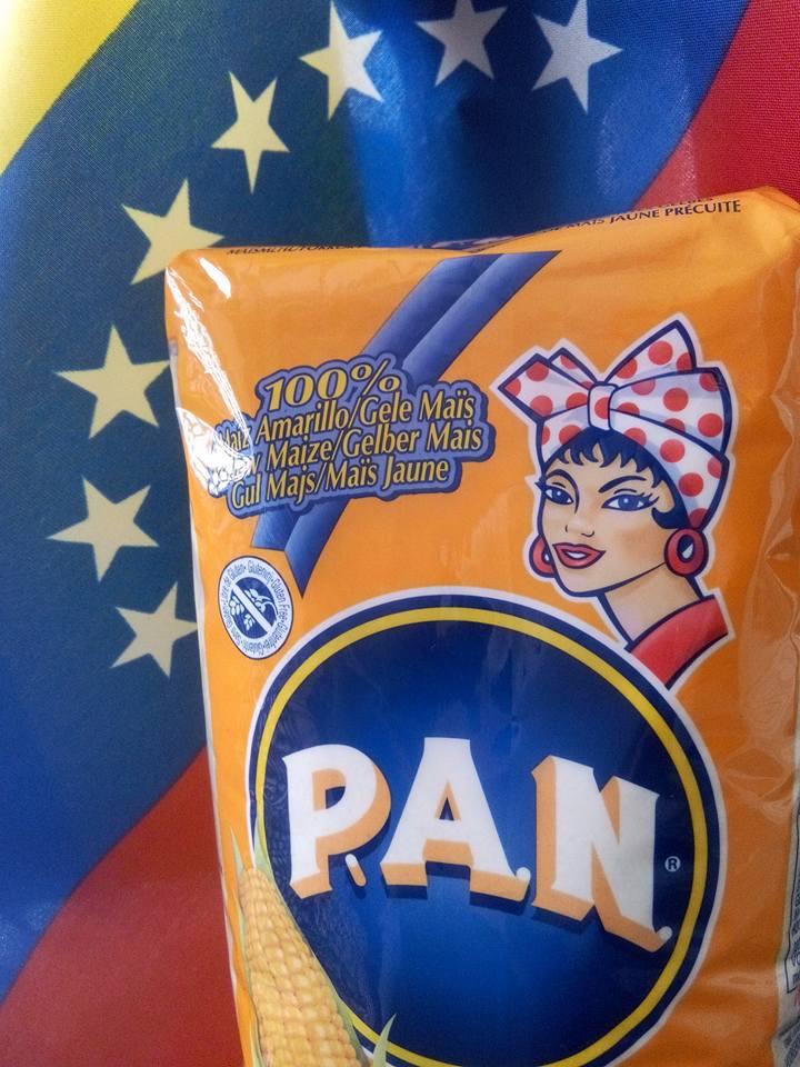 HARINA PAN jeune 1 kilo:  2 euro 40TTC
