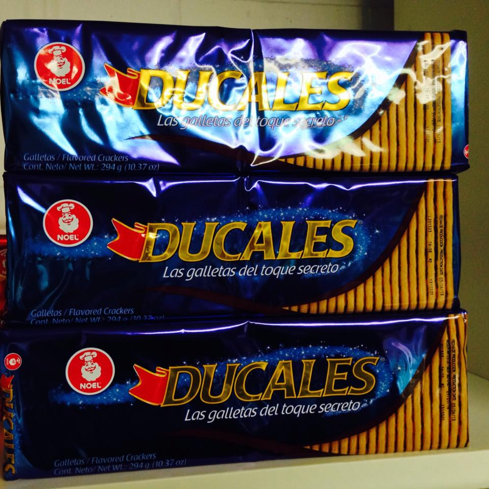 BISCUITS DUCALES: 2 euros 60 TTC