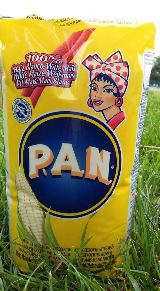 HARINA PAN blanche 1 kilo:  2 euro 40 TTC