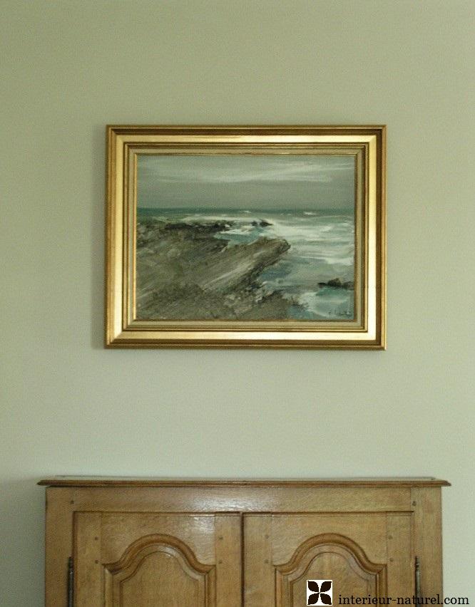 Le Badigeon De Chaux  Peinture cologique Argile Chaux
