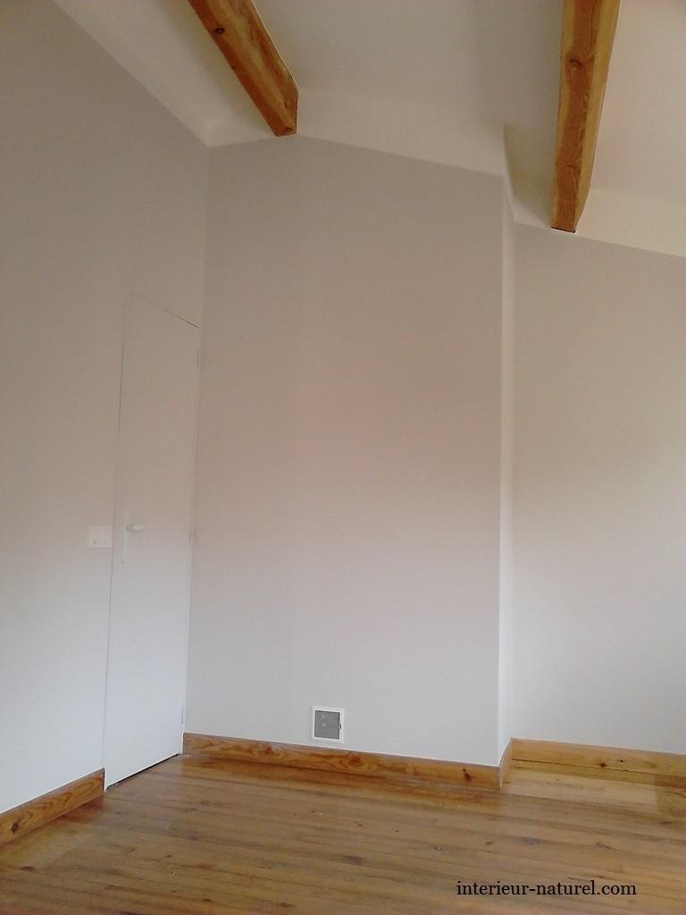 peinture dépolluante  lin mat