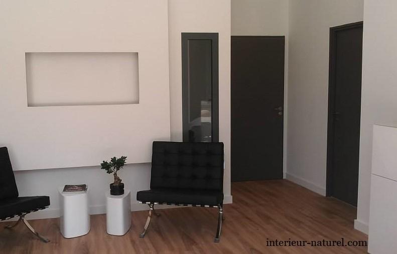 peinture écologique dans les bureaux