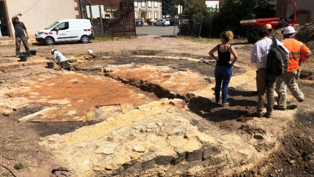 Fouilles archéologiques de Niderviller