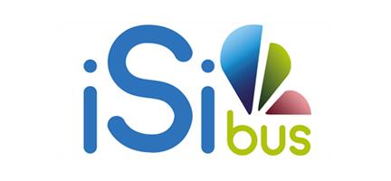 Logo représentant la société isibus