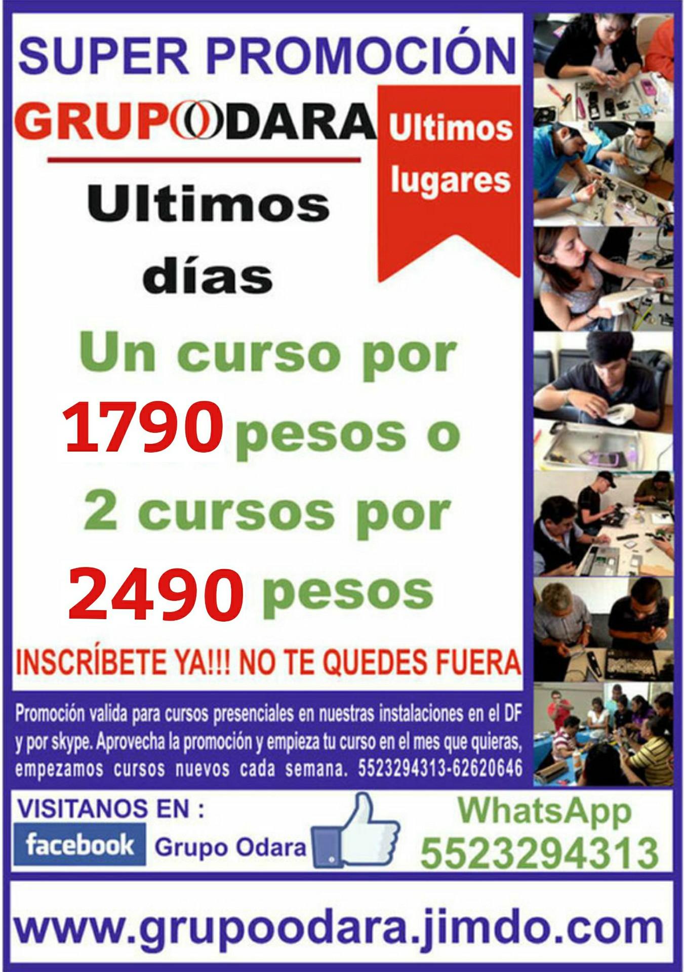 INSCRIBETE AL CURSO DE REPARACION DE CELULARES, TABLETS Y