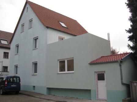 Anbau in Ludwigsburg