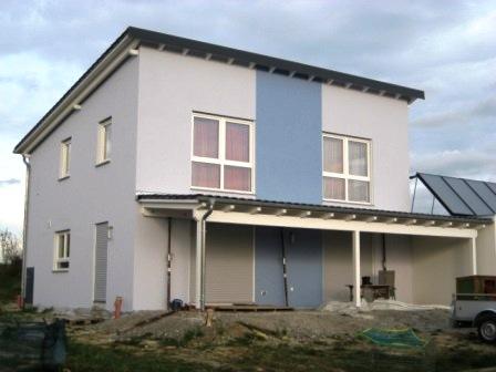 Einfamilienhaus mit Pultdach in Grünsfeld