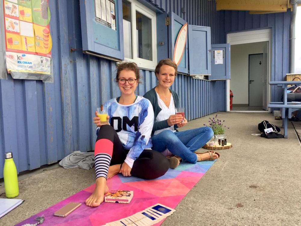 Yoga & Frühstück am Meer - Wunderbar Dockkoog