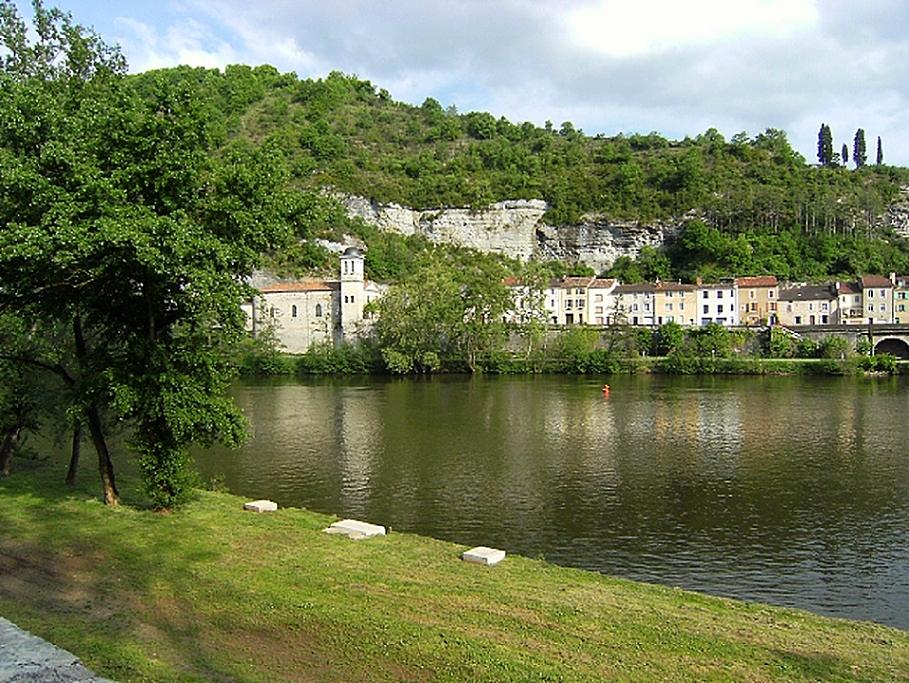 Le Lot à Cahors
