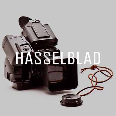 Hasselblad-Shooting, analog