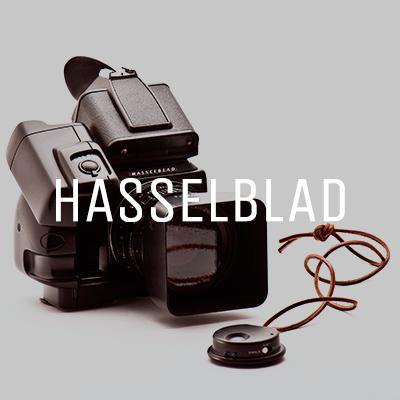 Hasselblad-Shooting, analog