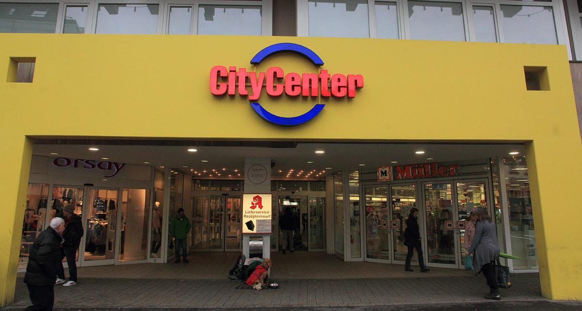 Hier finden Sie uns, Im CITY CENTER, 7352 Schwäbisch Gmünd