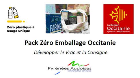 Pack Zéro Emballage Occitanie