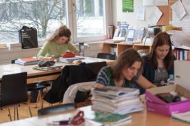 Lehrkräfte sind hochbelastet und (noch) hochmotiviert - Foto: Joachim Wiesner