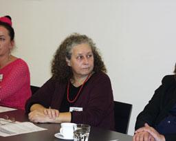 UGÖD-Vorsitzende Beate Neunteufel-Zechner.  Foto PSt