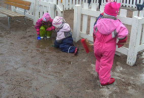 Kindergarten Finnland Foto:spa