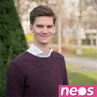 Bild: Bildungssprecher Douglas Hoyos-Trautmannsdorf. Quelle: NEOS