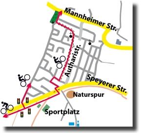 Fahrraddorf Otterstadt?