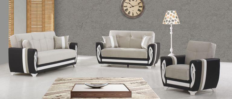 Arya Funktions-Sofagruppe 3+2+1  nur    € 1.090,-