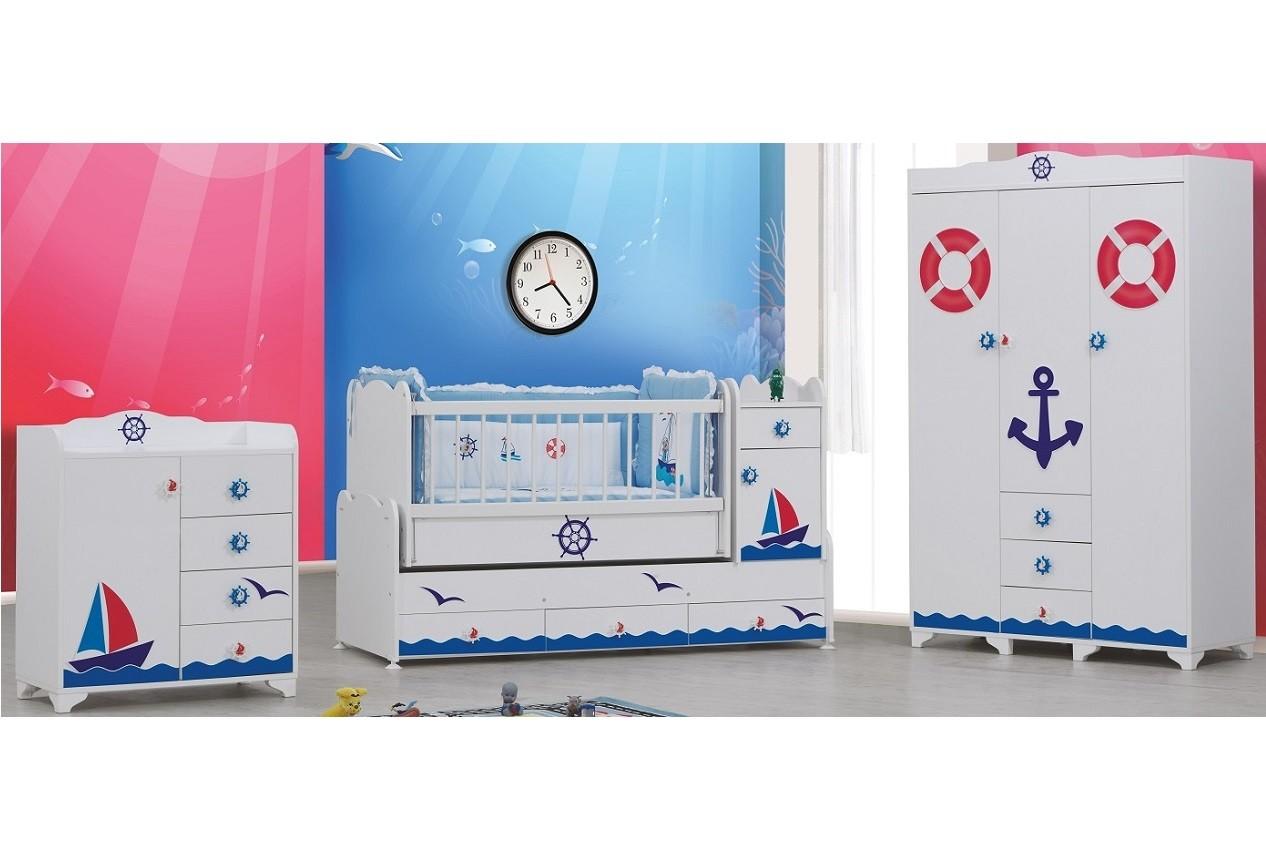 T-9328 Denizci Bebek Odası