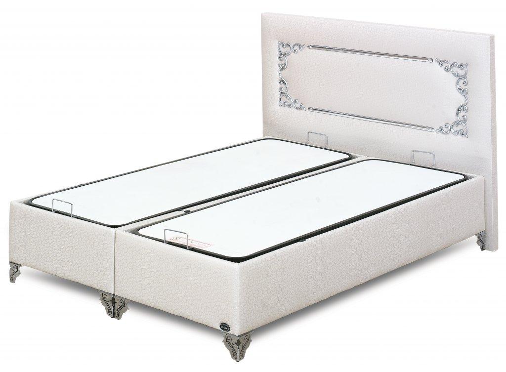 OSMANLI  Bett mit Bettkasten