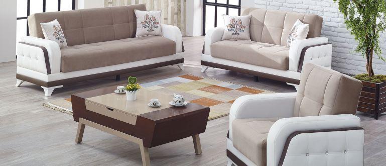Ferre Funktions-Sofagruppe 3+2+1  nur    € 1.190,-