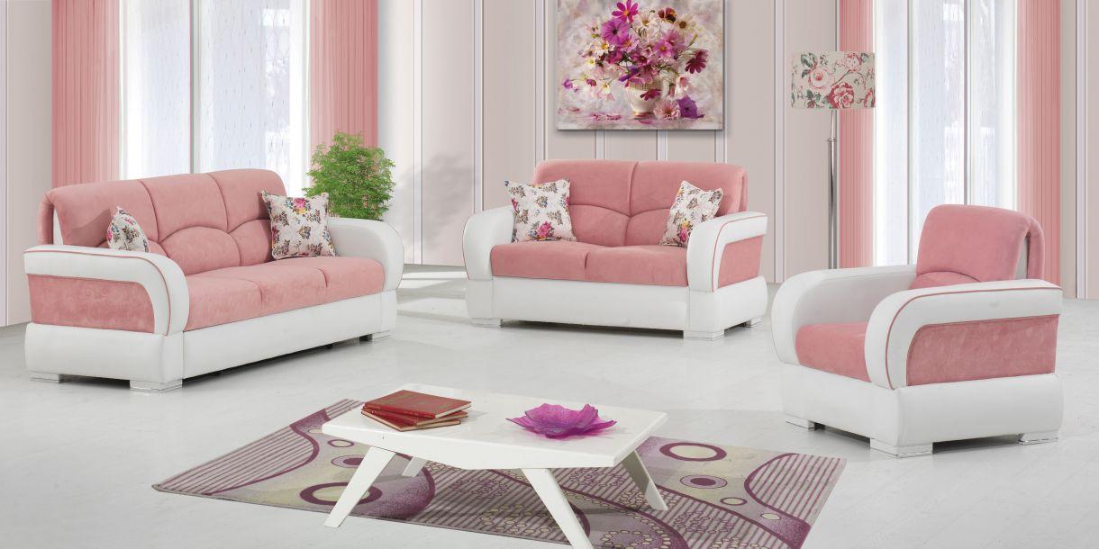 Poyraz Pandora Moderne Sitzgruppe 3+2+B  statt    1.590,- auf    1.390,-