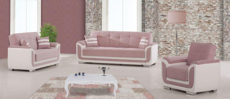 Hilton Funktions-Sofagruppe 3+2+1  nur    € 990,-