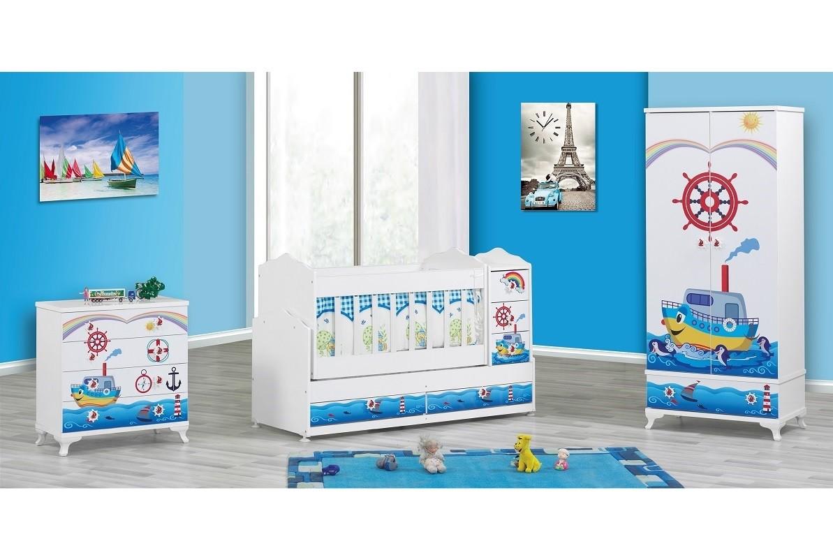 T-10400 Gemili Bebek Odası