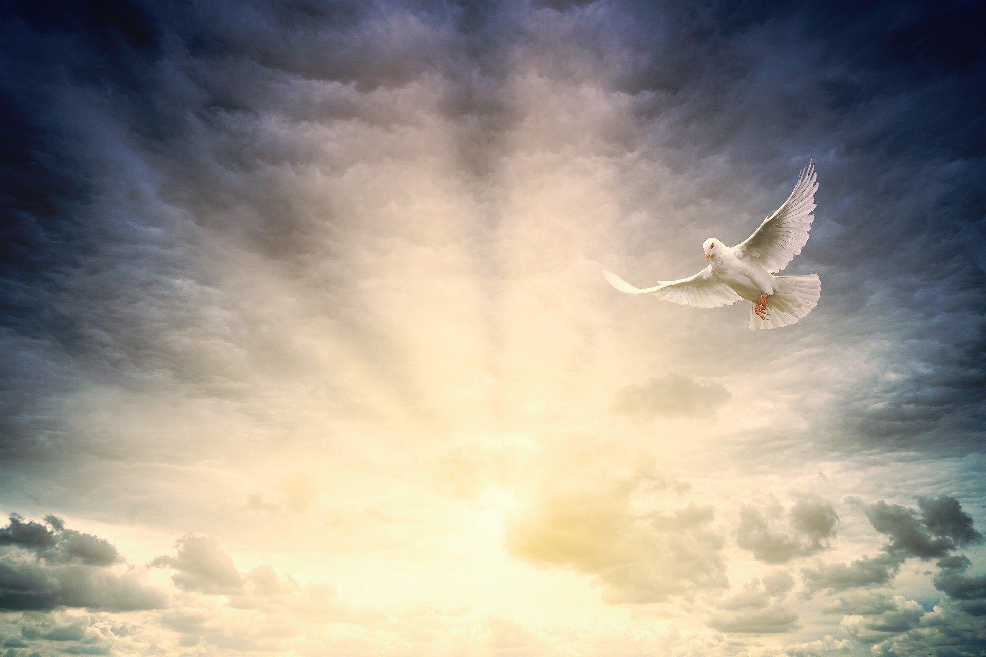 Atme in uns, Heiliger Geist