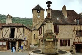 Autoire - Camping les trois sources 4 étoiles Lot Vallée de la Dordogne