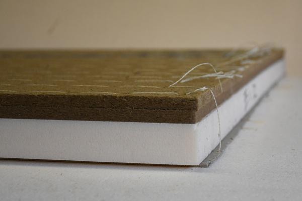 畳床さらり畳3層(茶配合ボード畳)