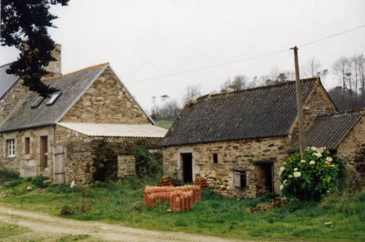 La Bergerie ... en 1993