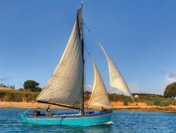 Pêche en mer sur un vieux gréement - 10 km