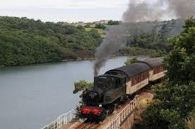 Pontrieux - Paimpol en train vapeur - 15 km