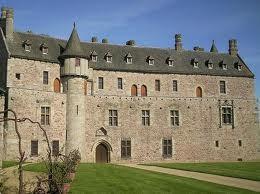 Château de la Roche Jagu - Ploëzal - 13 km