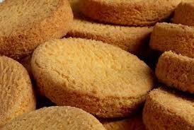 Biscuits au beurre salé