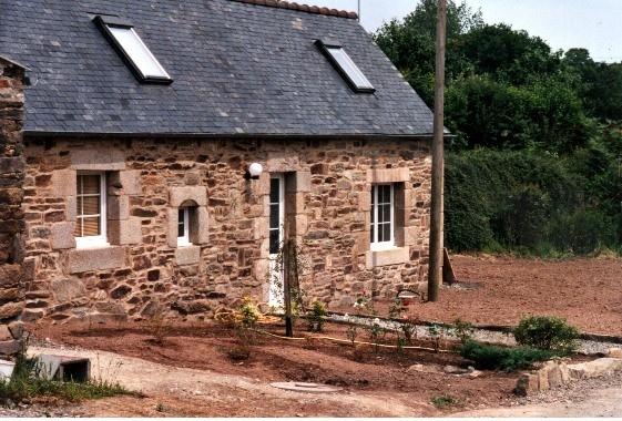 Quelques plantations ... en 2000