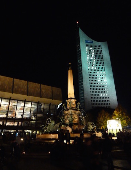 Leipzig, L'Esprit des capitales