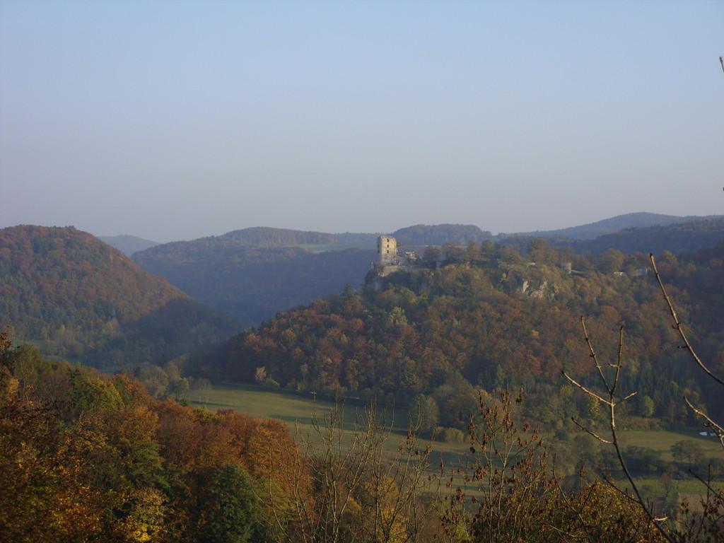 Burg Neideck im Wiesenttal