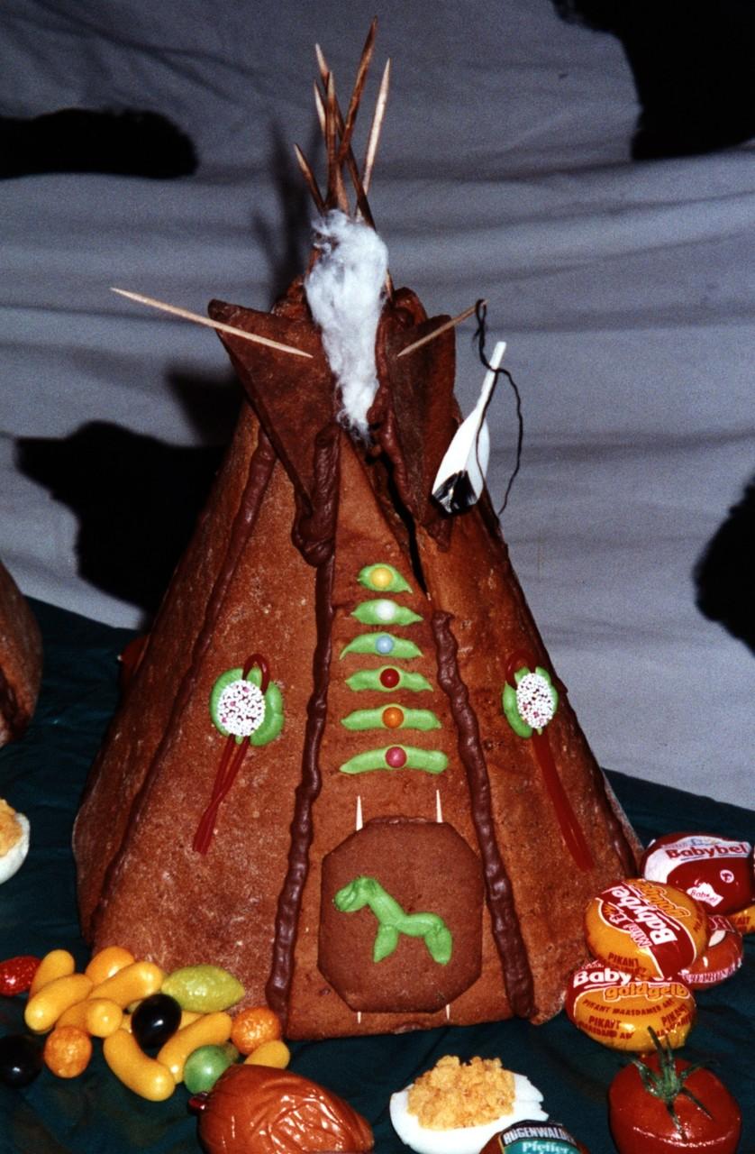 2000 - Indianer-Tippi