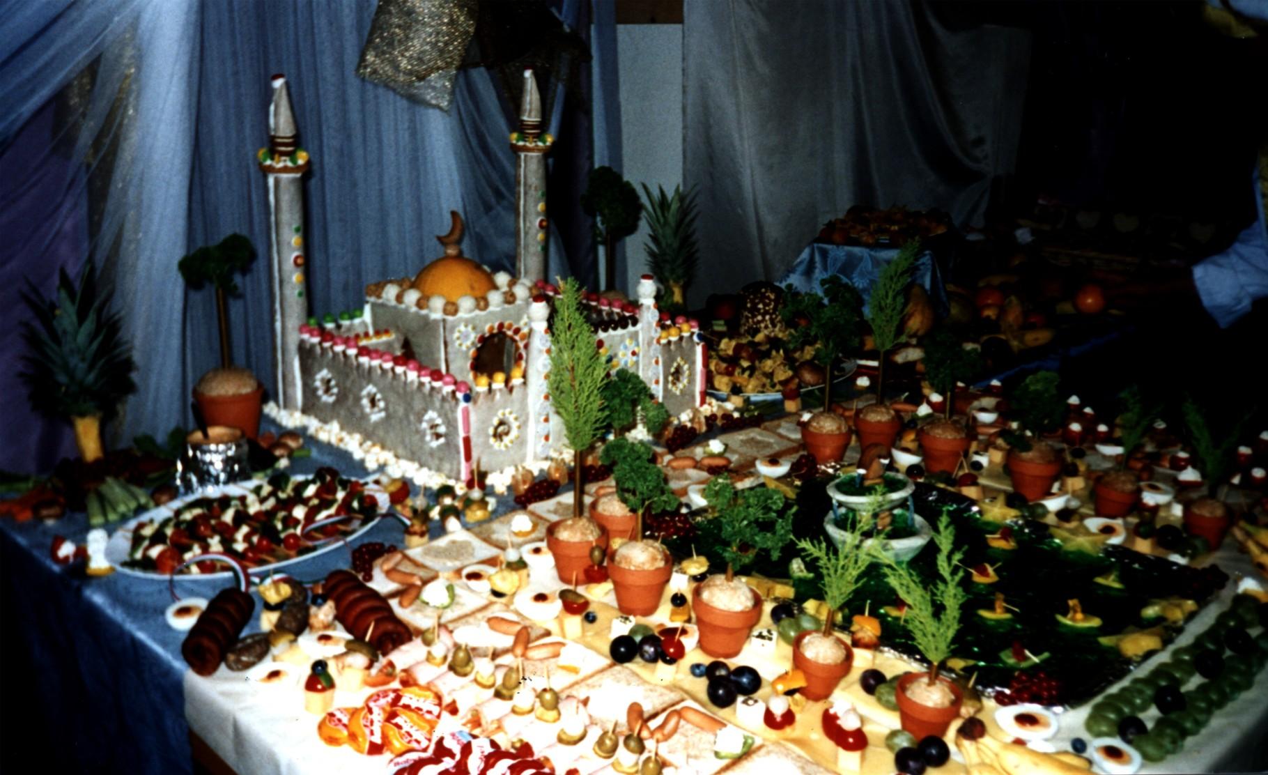 2001 - Palast des Sultan