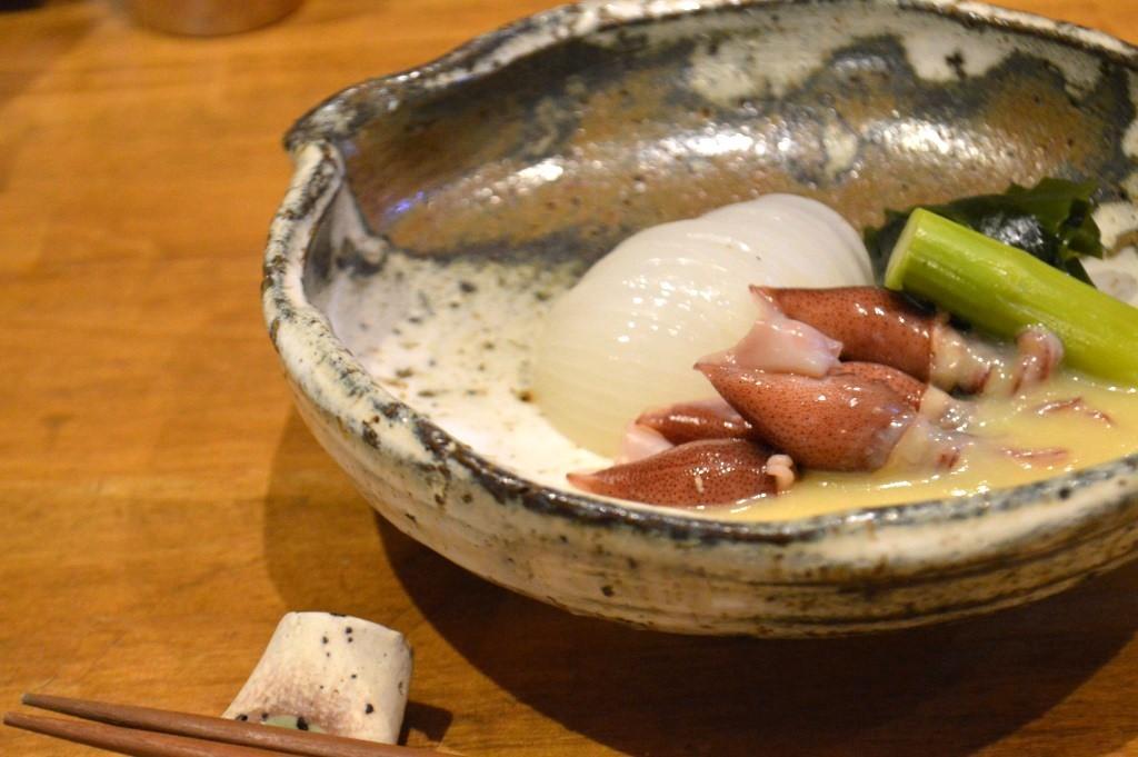 富山ほたるいか酢味噌