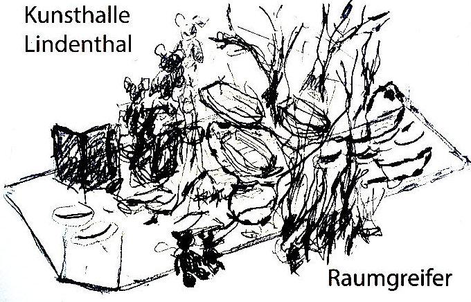 Raumgreifer / 07.06. - 23.06.2029 / Kunsthalle Lindenthal
