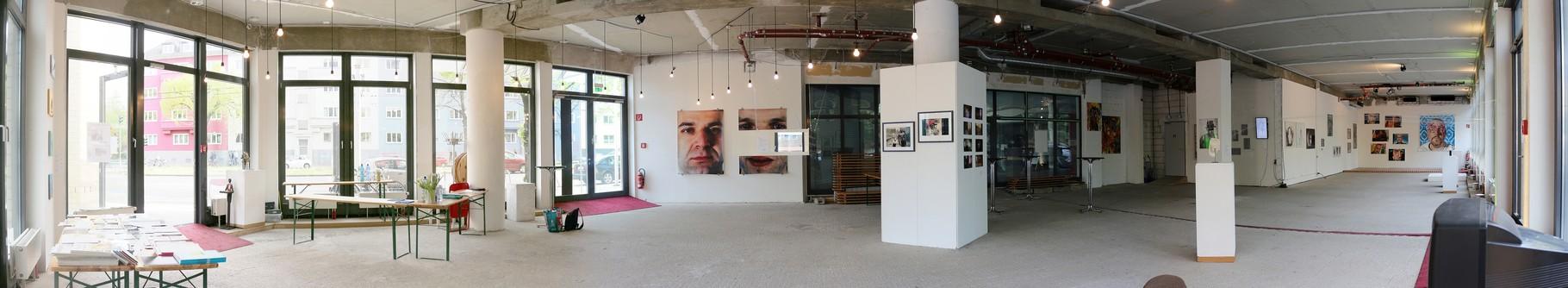Ausstellungsansicht, Foto Ingo B. Reize